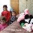 О чем мечтают дети, сбежавшие от последней войны в Карабахе