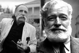 Saroyan against Hemingway