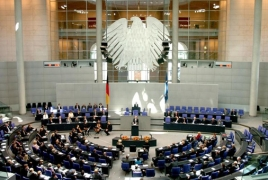 German Bundestag recognizes Armenian Genocide