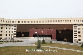 Сооснователь фонда «Айб» Давид Пахчанян назначен замминистра обороны Армении