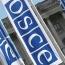 OSCE proposes draft project for Karabakh investigative mechanism