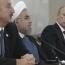 Кремль подтвердил подготовку встречи президентов России, Ирана и Азербайджана в Баку