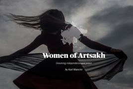 Women of Artsakh: Dreaming independence and peace