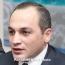 Նահապետյան. ՌԴ հետ սպառազինության վերաբերյալ համաձայնագրով աշխատանքն ընթացքի մեջ է