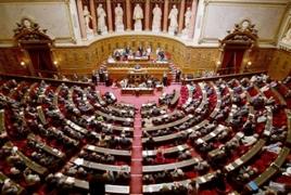 Сенат Франции выступает за смягчение санкций против России
