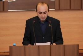 Депутат парламента Карабаха Айк Ханумян признан потерпевшим