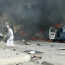 At least 8 killed in double bomb attack near Damascus