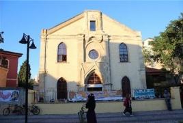 Թուրքիայում հայկական եկեղեցին   օգտագործվում է  մահմեդական արարողության համար