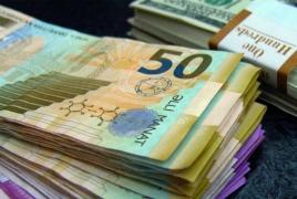 В Азербайджане объем просроченных кредитов вырос на 10% за год
