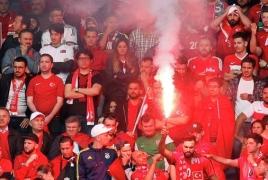 УЕФА открыл открыл дисциплинарные дела против федераций футола Турции и Хорватии