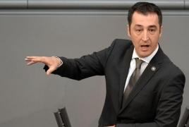 Оздемир: Никто не может запретить говорить об ответственности Германии, даже Эрдоган