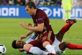 УЕФА наложил на Россию отложенную дисквалификацию и штраф в размере €150 тысяч