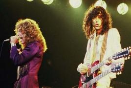 Калифорнийский суд рассматривает обвинения в плагиате в отношении британской рок-группы Led Zeppelin