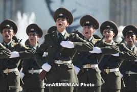 Более 200 армянских офицеров  пройдут обучение в военных вузах России