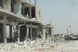На 48 часов в сирийском Алеппо введен «режим тишины»