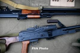 ՀՀ-ից Կոնգո $1.5 մլն-ի զենք է արտահանվել