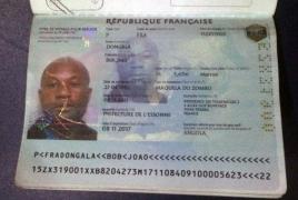 Гражданин Анголы пересек армяно-турецкую границу и был задержан в Армении