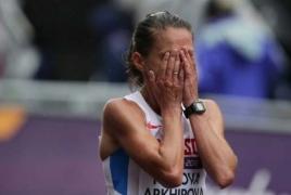 Российские легкоатлеты отстранены от участия в Олимпиаде-2016 в Рио-де-Жанейро