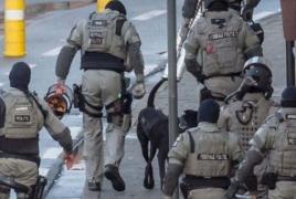 Belgium arrests 12 suspected of plotting new attacks