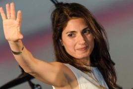 Мэром Рима впервые избрана женщина