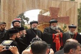 Целью теракта в Сирии мог быть патриарх Антиохии и Востока
