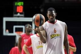 Bryant Dunston joins Armenian national basketball team
