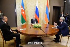 СМИ: Россия не может допустить провала петербургского саммита по карабахскому конфликту