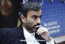 Opposition activist Jirair Sefilian arrested in Armenia
