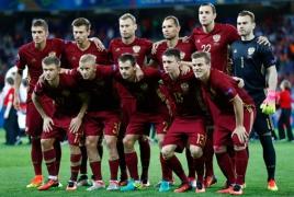 УЕФА не разрешил Сборной России играть в черных повязках в память о трагедии в Карелии