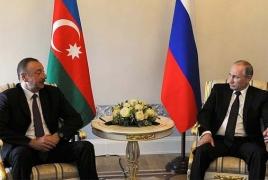 Алиев перед трехсторонней встречей по Карабаху: Нужно вывести армянские войска