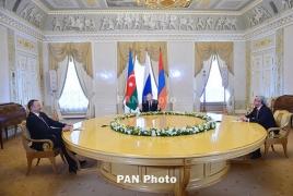 Количество наблюдателей в зоне карабахского конфликта увеличится: Заявление по итогам петербуржской встречи