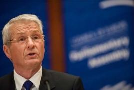 Ягланд-азербайджанскому депутату: Совет Европы не участвует в урегулировании карабахского конфликта