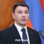 Karabakh meeting a small step toward peace: Armenian NA deputy speaker