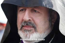 Архиепископ Арам Атешян не приедет в Армению в дни визита Папы Римского