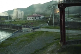 Пострадавшие в ходе апрельской войны в Карабахе ГЭС «Матагис-1» и «Матагис-2» уже восстановлены