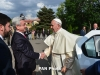 Armenia blessed to host Pope, President Sargsyan says