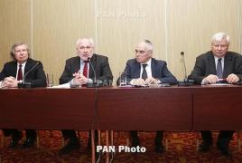 Сопредседатели МГ ОБСЕ призывают не препятствовать расширению офиса  Каспршика