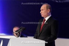 Путин: Brexit вряд ли скажется на антироссийских санкциях