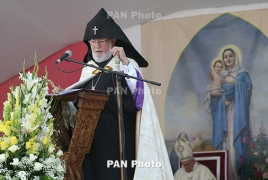 Гарегин II: Визит Папы в Армению стал духовным обновлением для верующих