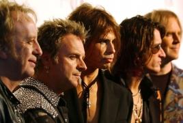 Рок-группа Aerosmith планирует распад после прощального тура