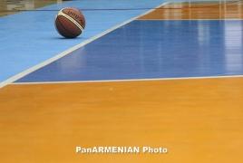 Сборная Армении по баскетболу в Кишиневе примет участие в ЧЕ среди малых стран
