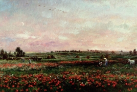 Daubigny, Monet, Van Gogh on view at Scottish National Gallery