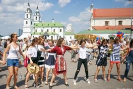 В Минске прошел праздник армянской культуры «Золотой абрикос»
