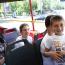 Արցախում զոհված զինվորների երեխաները Երևանով շրջայց են կատարել. Եղել են կենդանաբանականում