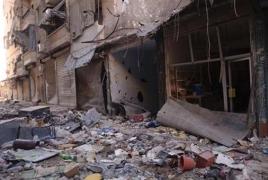В ООН предупредили об угрозе возвращения голода в сирийский город Мадая