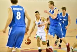 Сборная Армении по баскетболу стартовала с победы на ЧЕ среди малых стран