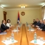 Former U.S. envoy to Armenia visits Nagorno Karabakh