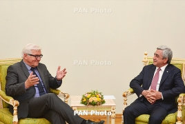 Armenia, Germany sign tax treaty, eye further cooperation