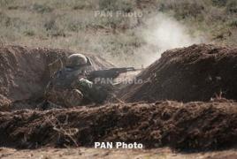 Экспертиза: Один из погибших в апреле карабахских солдат был обезглавлен еще живым
