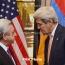 Серж Саргсян обсудил венскую и петербургскую встречи с госсекретарем США Джоном Керри